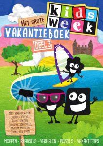 Grote Kidsweek vakantieboek deel 3