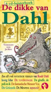 Dikke van Dahl Luisterboek